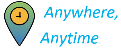 Anywhere, Anytime Newsletter #1